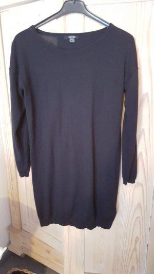 Esmara Strickkleid in schwarz