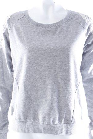 Esmara Sweatpullover mit Spitze
