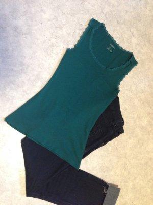 Esmara Top Grün Größe S (36/38)