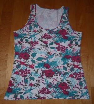 Esmara Top Shirt 40 - 42 Blumenprint Floralprint Top!