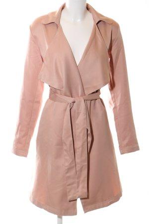 Esmara Übergangsmantel pink Casual-Look
