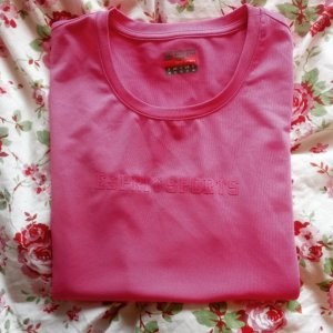 ESP ~ Sportshirt Pink