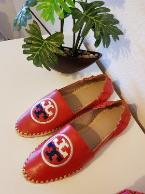 Tory Burch Espadrille rouge