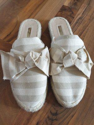 Primark Espadrille Sandals natural white-beige