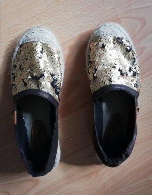 Espadrille Sandals beige