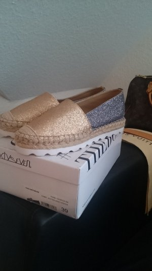 Sixtyseven Espadrille Sandals multicolored
