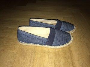 Espadrilles aus Jeans