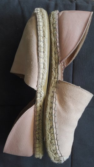 Espadrille Sandals multicolored leather