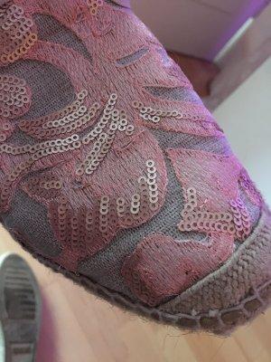 Espadrilles Damen Schuhe rosa Marke Kanna, Gr.41