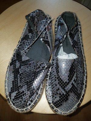 Espadrillas grigio