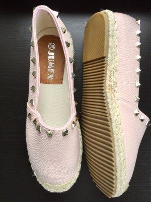 Slip-on Shoes multicolored imitation leather