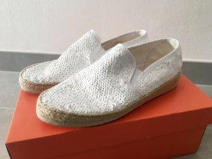 Cypres Espadrille Sandals white