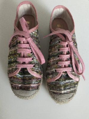 Mocassins multicolore