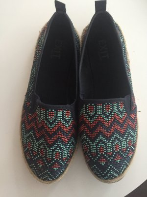 Exit Mocassins multicolore