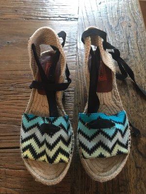 Espadrilles Sandale von Missoni
