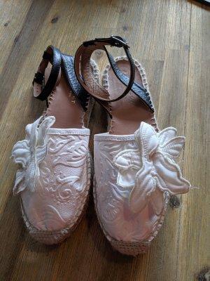 Twin set Espadrille Sandals white
