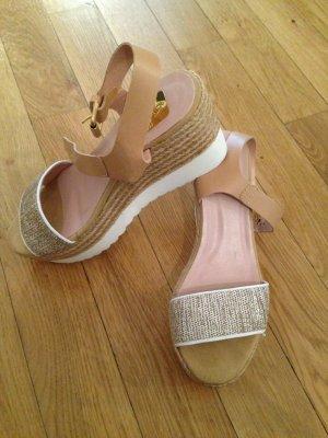 Espadrilles-Sandallen von Kanna