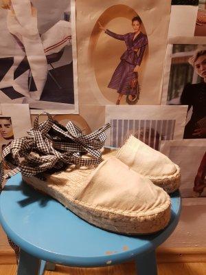 Espadrilles Schuhe in Miumiu style
