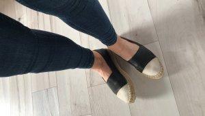 Akira Espadrille sandalen zwart-room