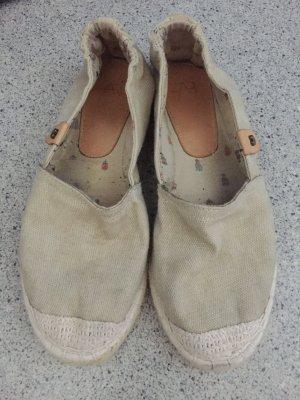 Anna Field Espadrille Sandals grey brown-light brown