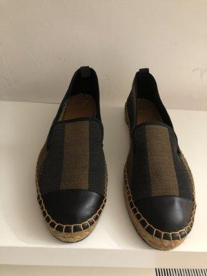 Fendi Zapatillas marrón oscuro-marrón grisáceo
