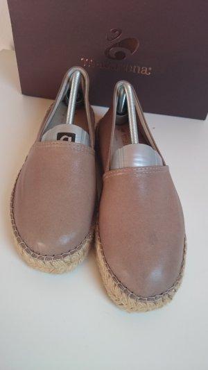 Macarena Espadrille sandalen beige