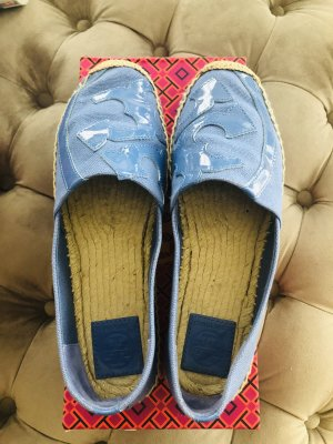 Tory Burch Slip-on Shoes neon blue