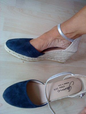 Gaimo Espadrilles Espadrille Sandals multicolored suede