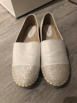 Espadrille Sandals white