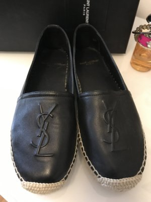 Yves Saint Laurent Mocassins noir