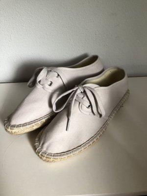 Asos Espadrille sandalen wolwit-licht beige