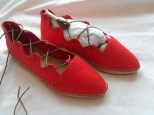 Tory Burch Mocassins rouge