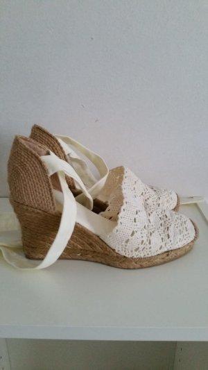 Alba Moda Espadrille sandalen veelkleurig