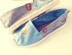 Espadrille Sandals azure