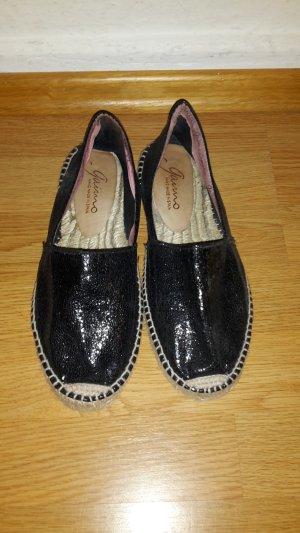 Espandrilles Sandalen Sandaletten