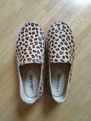 Lazamani Espadrille sandalen veelkleurig
