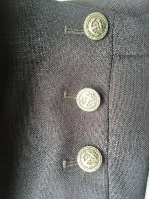 Esprit Pantalone culotte antracite-nero