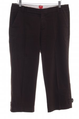 Esprit 3/4 Length Trousers black casual look