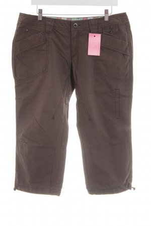Esprit 3/4 Length Trousers brown casual look