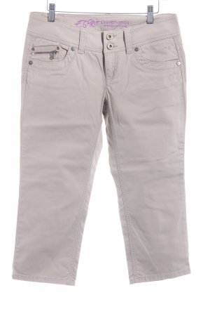 Esprit 3/4 Length Trousers oatmeal casual look
