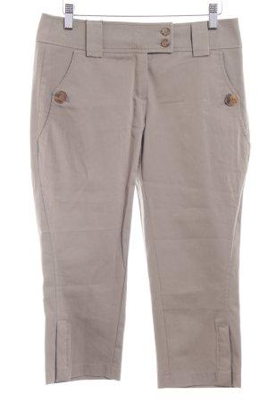 Esprit Pantalone a 3/4 cachi-marrone chiaro stile da moda di strada