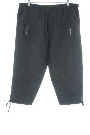 Esprit 3/4-Hose schwarz Casual-Look