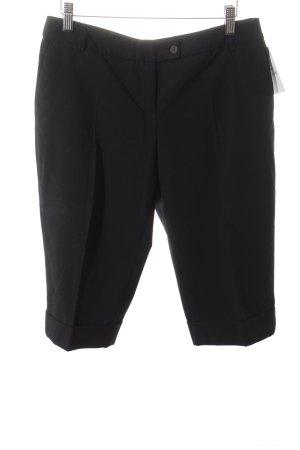 Esprit Pantalon 3/4 noir style décontracté