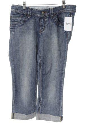 Esprit 3/4 Jeans blau Casual-Look