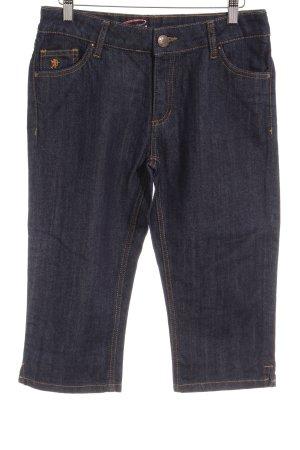 Esprit 3/4 Jeans dunkelblau Casual-Look