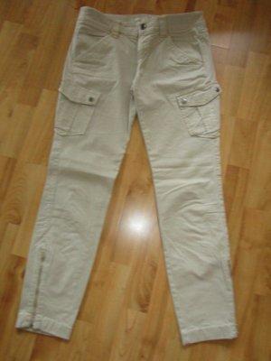 Esprit Pantalon 7/8 beige clair