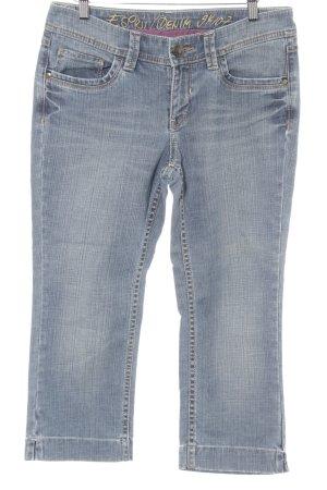Esprit Jeans a 7/8 azzurro stile casual