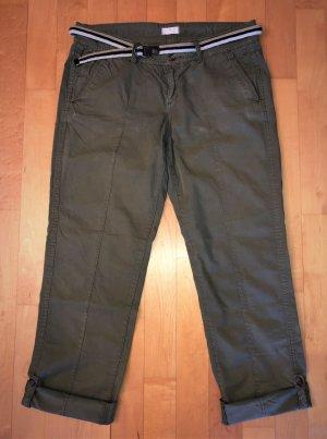 Esprit Pantalon 3/4 multicolore coton