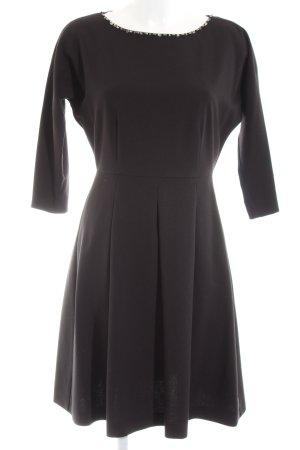 Esprit A-Linien Kleid schwarz Business-Look