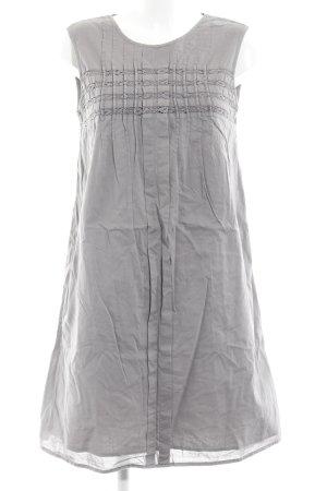 Esprit A-Linien Kleid grau Casual-Look
